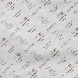 Mille-Feuille's wrapping paper